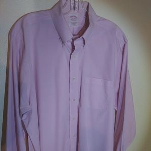 Brooks Brothers Light Pink Button Down Shirt